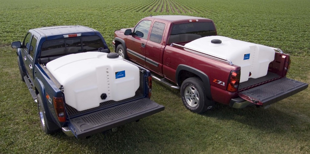 200 Gallon Truck Bed Fuel Tank