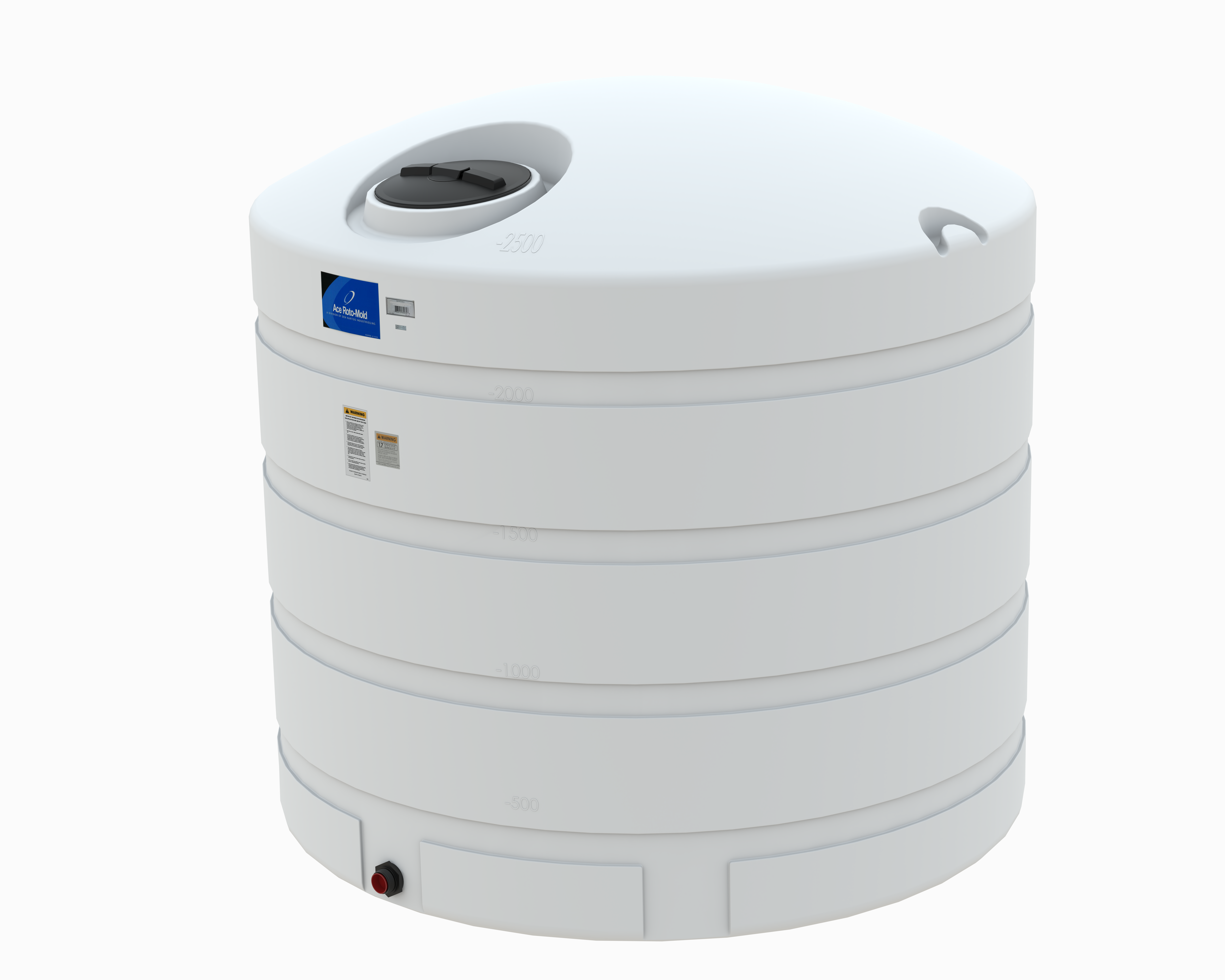 New Product Release: 2500-96 & 3000-96 Gallon Vertical Tanks
