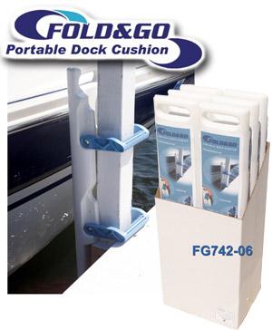 Fold Amp Go Portable Dock Cushion