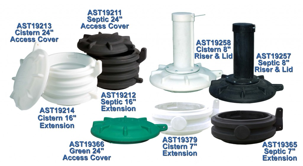 Cistern Tank Accessories